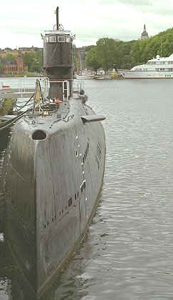 submarine bow
