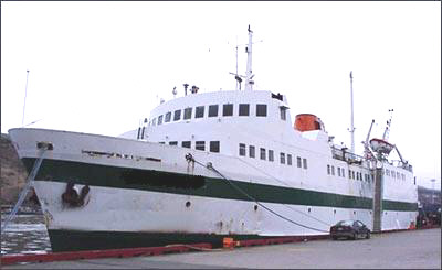 Passenger roro for sale