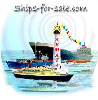 Ships for sale - come inside and see our ships and vessels for sale - we are acting brokers but also offer direct advertising to owners, brokers and managers - we have upcoming auction news, crew lists and agencies, management companies and much more