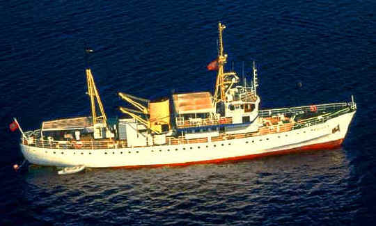 Dive ship liveaboard for Sips for sale