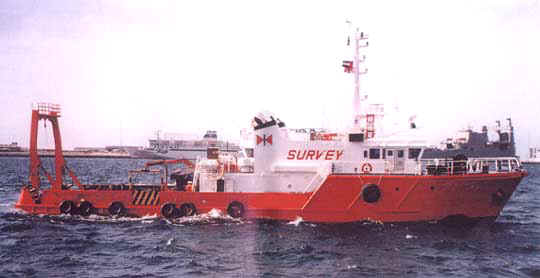 survey support vessel.jpg (23928 bytes)