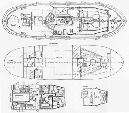 All about Small tug boats plans